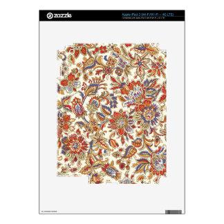 arte ningún del batik 1 iPad 3 pegatina skin