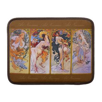 Arte Nouveau * arte Nouveau Fundas MacBook