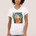 Arte Nouveau del ~ de Alfonso Maria Mucha Camiseta