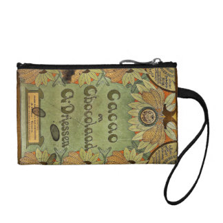 Arte Nouveau del en Chocolaad del cacao
