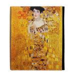 Arte Nouveau del vintage de Gustavo Klimt Adela