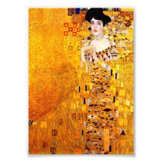 Arte Nouveau del vintage de Gustavo Klimt Adela Fotografías