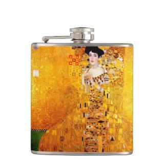 Arte Nouveau del vintage de Gustavo Klimt Adela Petaca