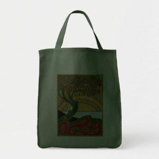 Arte Nouveau - La Libre Esthetique por Combaz Bolsa Tela Para La Compra