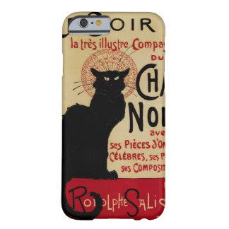 Arte Nouveau, Le Chat Noir del vintage Funda Para iPhone 6 Barely There