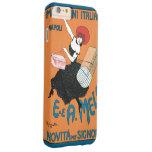 Arte Nouveau, moda italiana del vintage de las Funda Barely There iPhone 6 Plus