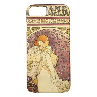 Arte Nouveau - Sarah Bernhardt - 1 Funda iPhone 7