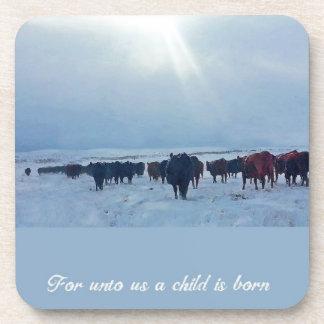 Arte occidental cristiano del ganado y de vacas