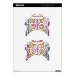 Arte ORIENTAL de GoodLuck - superficie de seda del Mando Xbox 360 Skin