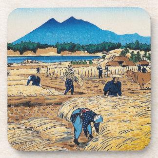 Arte oriental fresco del tiempo de cosecha de Shir Posavaso