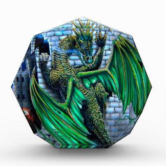 Arte ORIGINAL de la original de los dragones del