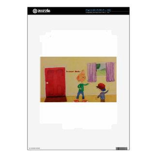 Arte original de Tommy Jinks Calcomanía Para El iPad 2
