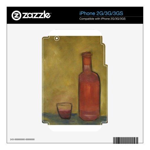 arte original por zooberhood iPhone 3G skins