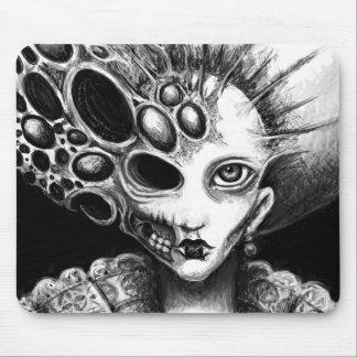 """Arte oscuro de """"Lizzy"""" de Laura Moran Alfombrillas De Raton"""