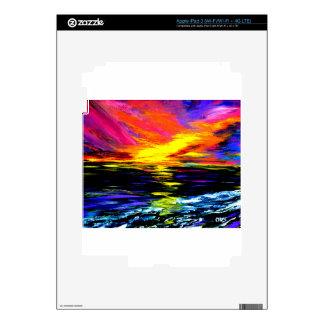 ARTE para la salud y la vida. Colección especial Pegatina Skin Para iPad 3