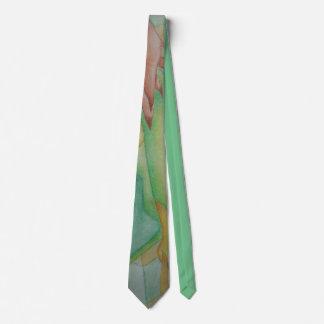 arte peculiar abstracto original del diseño corbatas personalizadas