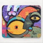 Arte-Pintada urbana de la calle Tapetes De Ratones