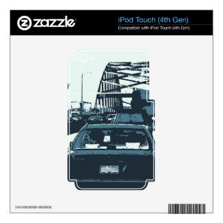 Arte pop 1 iPod touch 4G skin