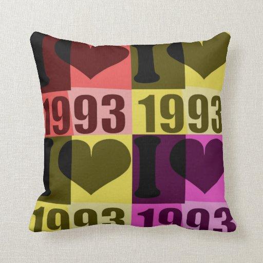 Arte pop - amor 1993 de I - almohada
