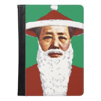 Arte pop chino de las Felices Navidad de Mao Papá