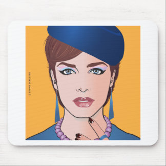 Arte pop - Chrissie Tapete De Ratón