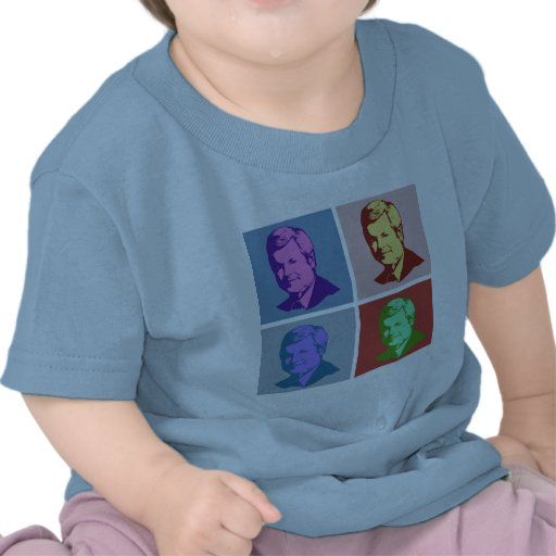 Arte pop de Gingrich Camisetas