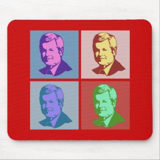 Arte pop de Gingrich Tapete De Raton