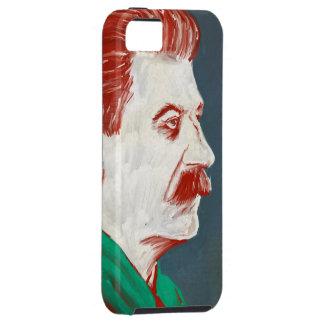 Arte pop de Joe Stalin del país - caso del iPhone iPhone 5 Case-Mate Protectores