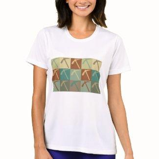 Arte pop de la geología camiseta