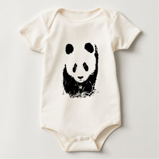 Arte pop de la panda mamelucos