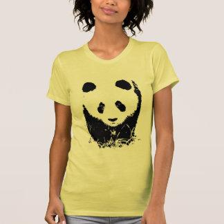 Arte pop de la panda polera