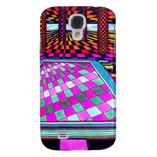 Arte pop de los billares Geometrix CricketD Design Carcasa Para Galaxy S4