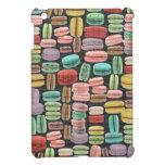 Arte pop de Macarons del francés iPad Mini Carcasas