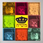 Arte pop de Rebbe Poster