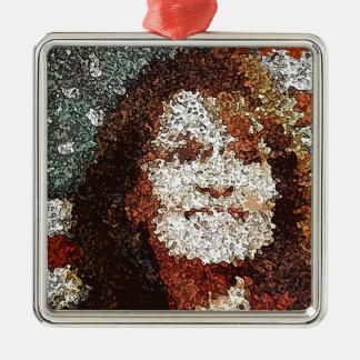 Arte pop de Sarah Palin Ornamente De Reyes