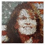 Arte pop de Sarah Palin Tejas Ceramicas