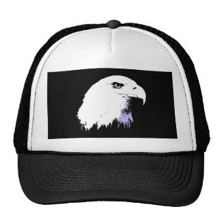 Arte pop Eagle calvo Gorra