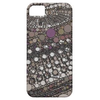 Arte pop fresco del diseño moderno de la máquina d iPhone 5 coberturas