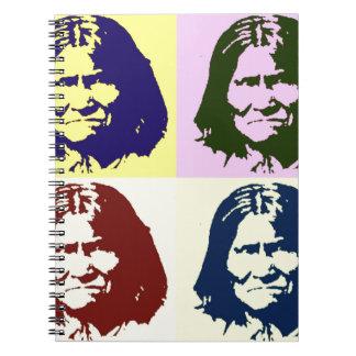 Arte pop Geronimo Cuadernos