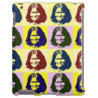 Arte pop Geronimo Funda Para iPad