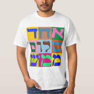 Arte pop judío playera