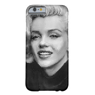 Arte pop Marilyn Funda De iPhone 6 Barely There