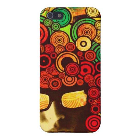 arte pop retro iPhone 5 fundas