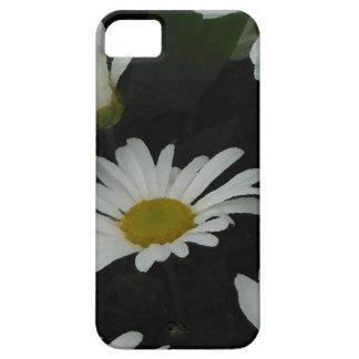 Arte popular americana de las flores oscuras de iPhone 5 carcasa