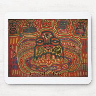 Arte popular Costa Rica Alfombrillas De Ratones