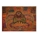 Arte popular Costa Rica Tarjetas Postales