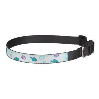 Arte popular del acuario 2 de la rareza collares para perros