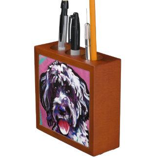 arte portugués del perro del estallido del perro