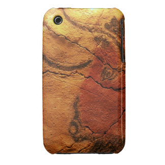 Arte prehistórico de la cueva funda bareyly there para iPhone 3 de Case-Mate