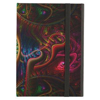 Arte psico del fractal de la llama de los engranaj